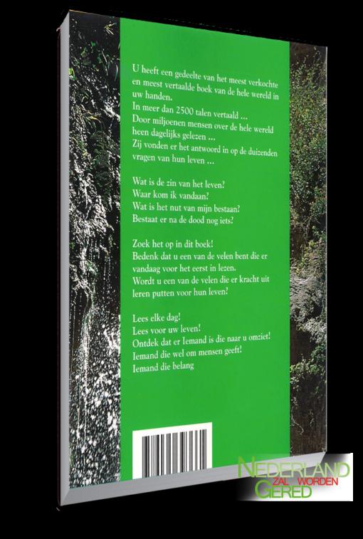 Bijbel De Levensbron Achterkant - Evangelisatie-materiaal---Nederland-zal-worden-Gered