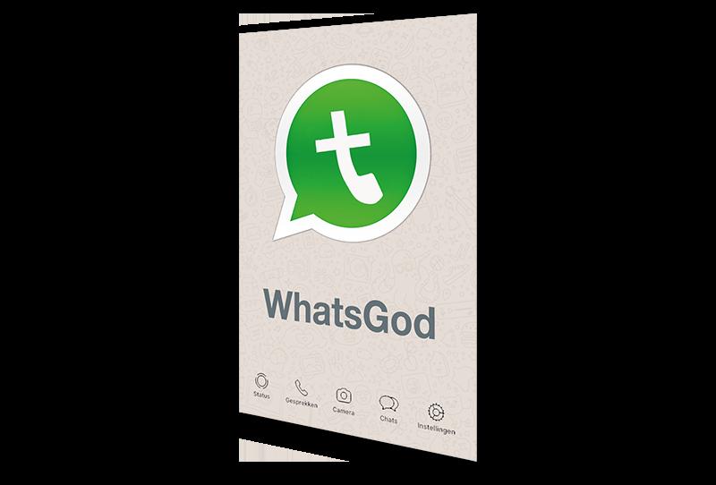 WhatsGod - evangelisatie-materiaal.nl