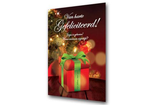 Kerst evangelisatie materiaal